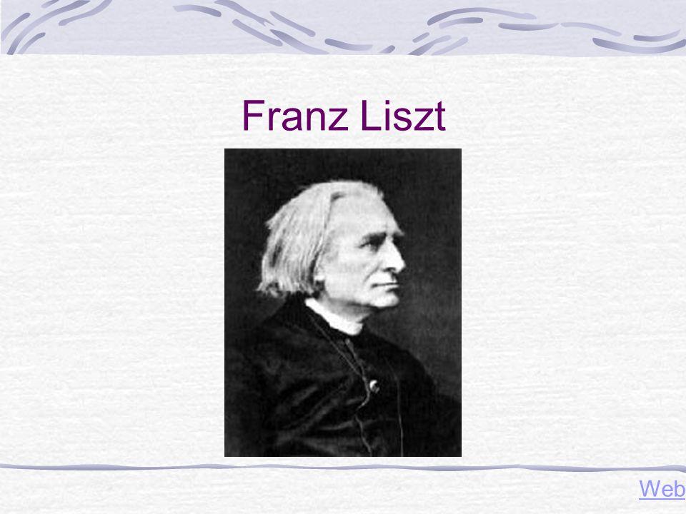 Franz Liszt Web