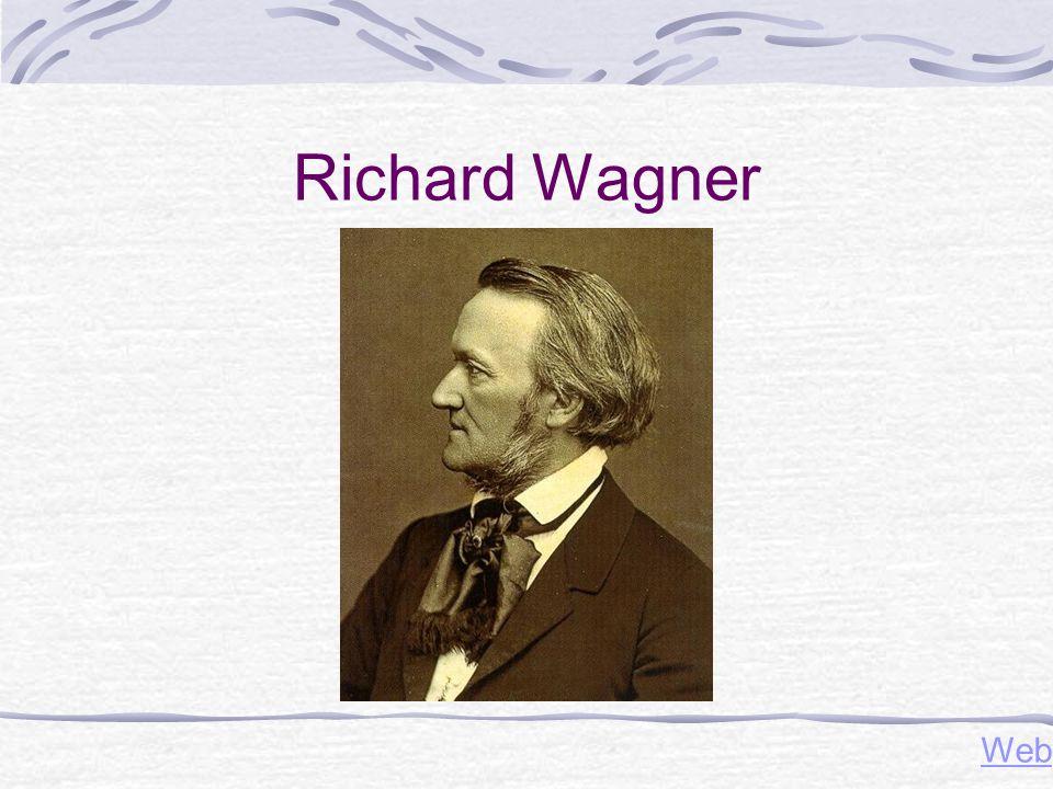Richard Wagner Web