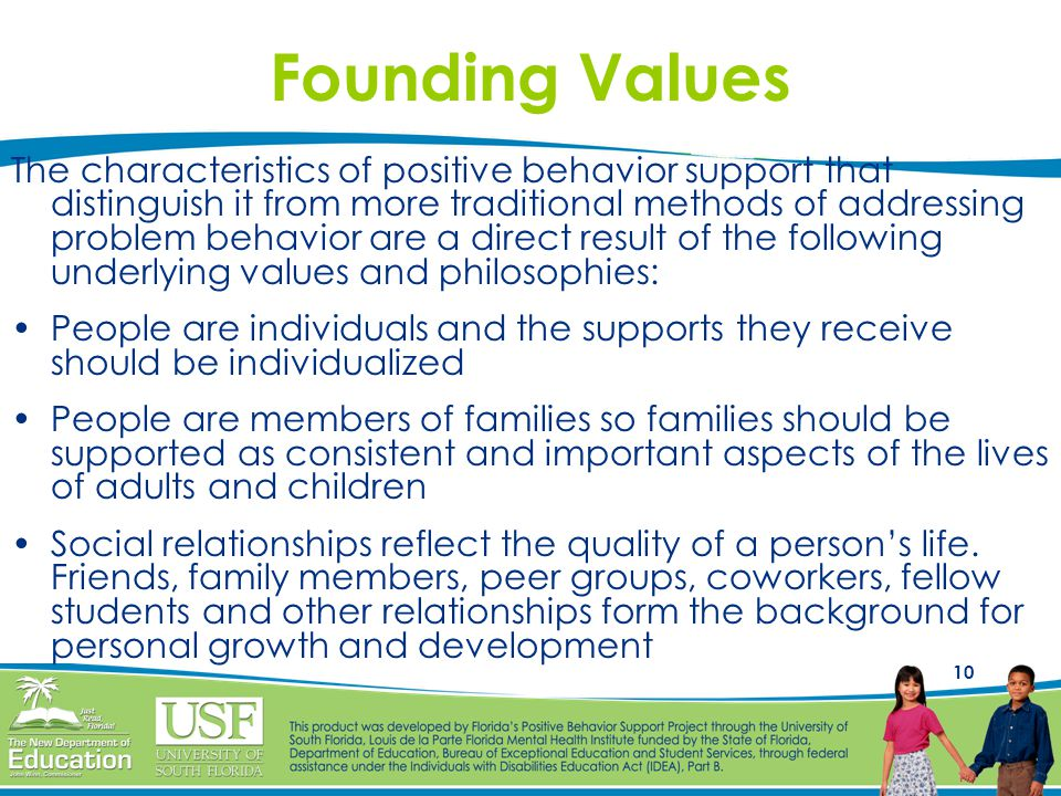 Founding Values