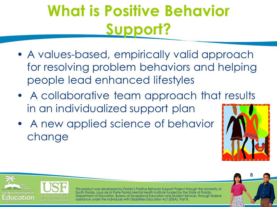 What is Positive Behavior Support