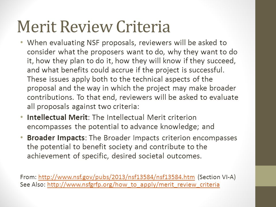 evaluation on the fellowship of the As part of the national science foundation's (nsf) continued commitment to graduate student education in the us, the graduate research fellowship program (grfp), which began in 1952, seeks to promote and maintain advanced training in stem fields by annually awarding roughly 2,000 fellowships per year (the annual number of fellowships.