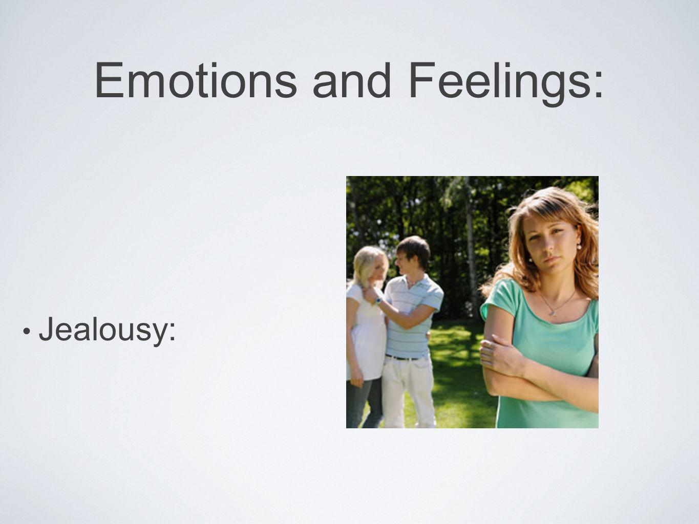 Emotions and Feelings: