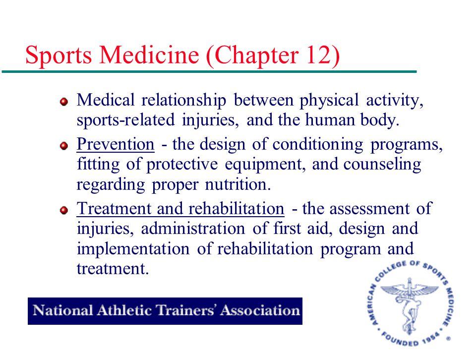 Sports Medicine (Chapter 12)