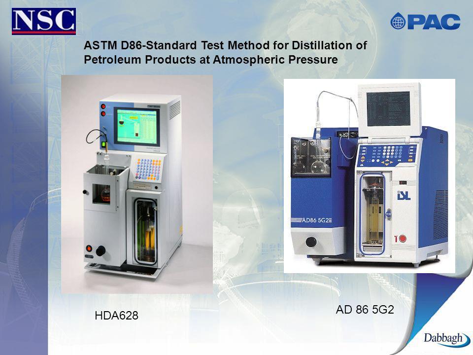 ASTM D86-Standard Test Method for Distillation of