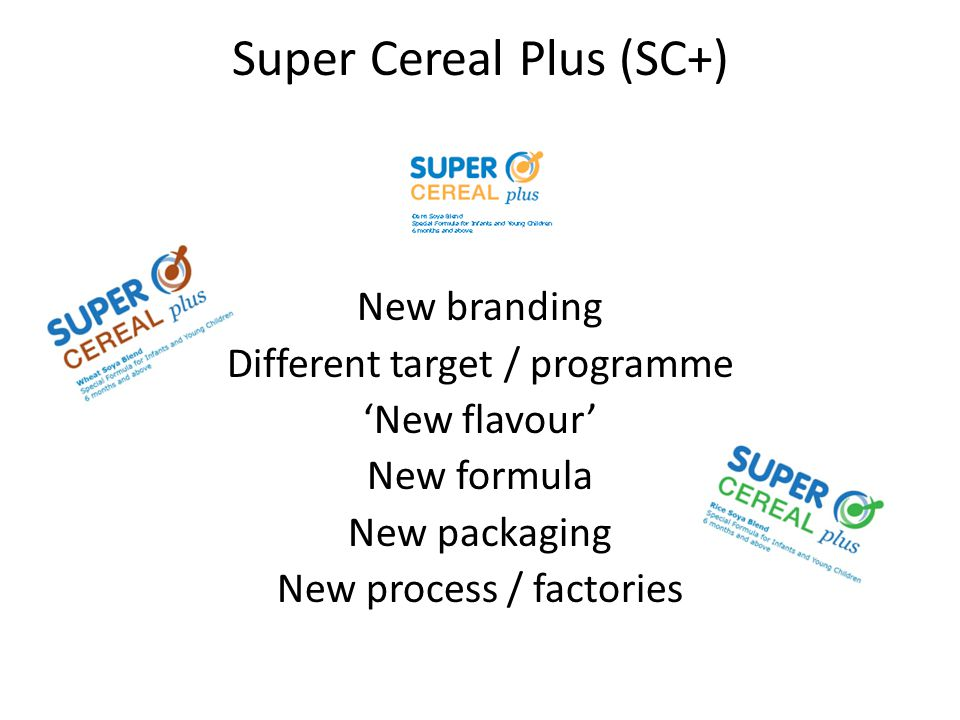 Super Cereal Plus (SC+)