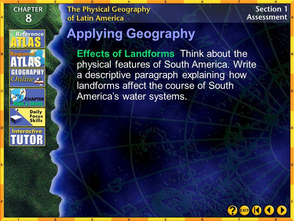Applying Geography