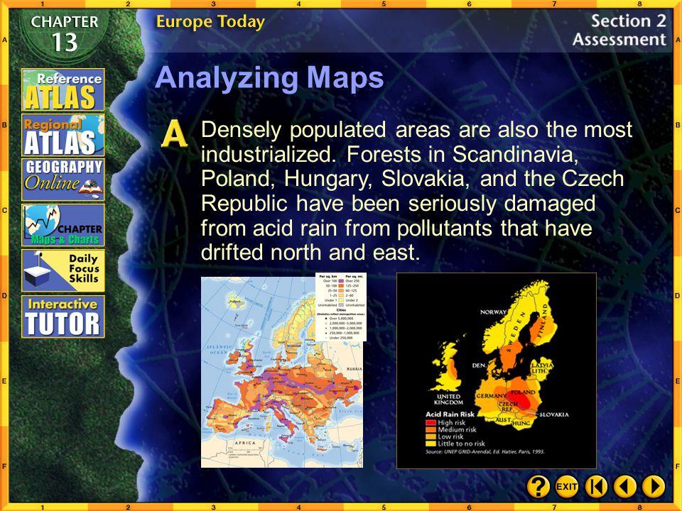 Analyzing Maps