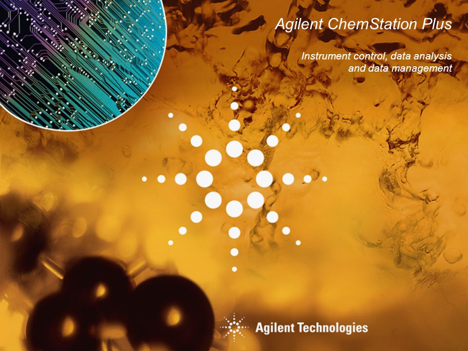 Agilent ChemStation Plus
