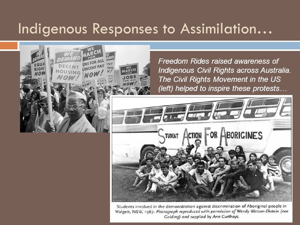 Indigenous Responses to Assimilation…