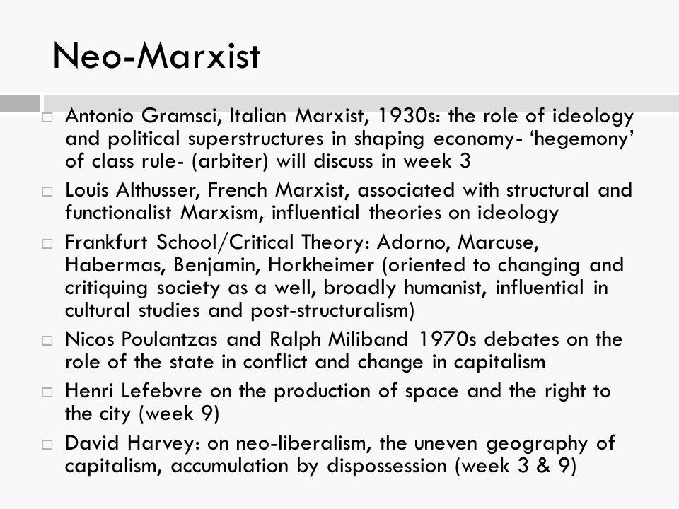 Neo-Marxist