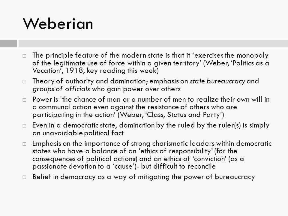 Weberian