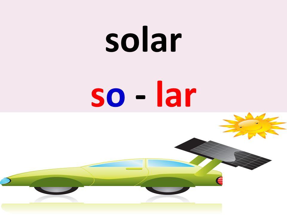 solar so - lar