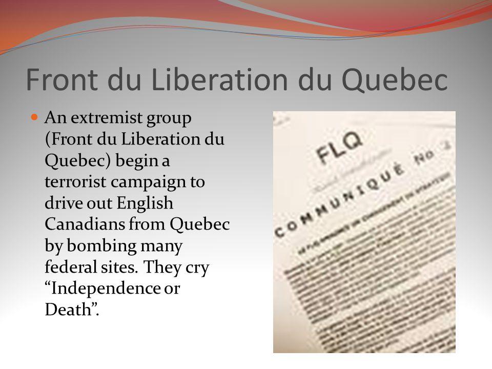 Front du Liberation du Quebec