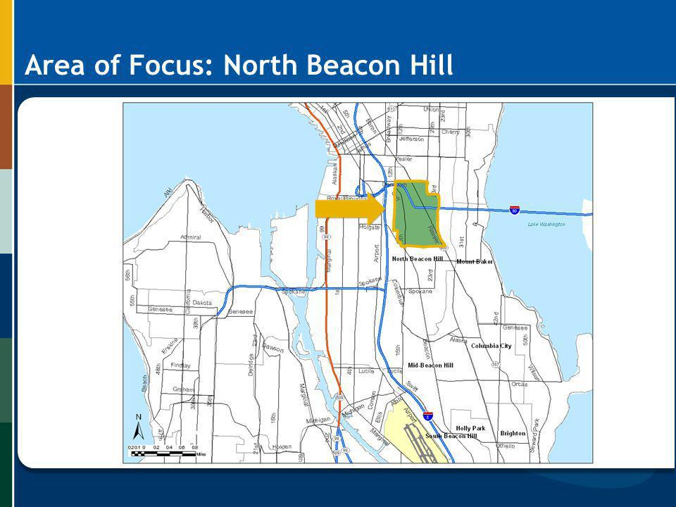 Area of Focus: North Beacon Hill