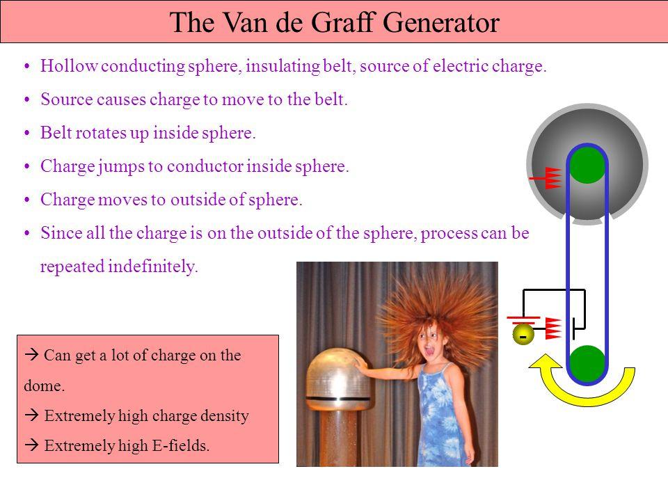 The Van de Graff Generator