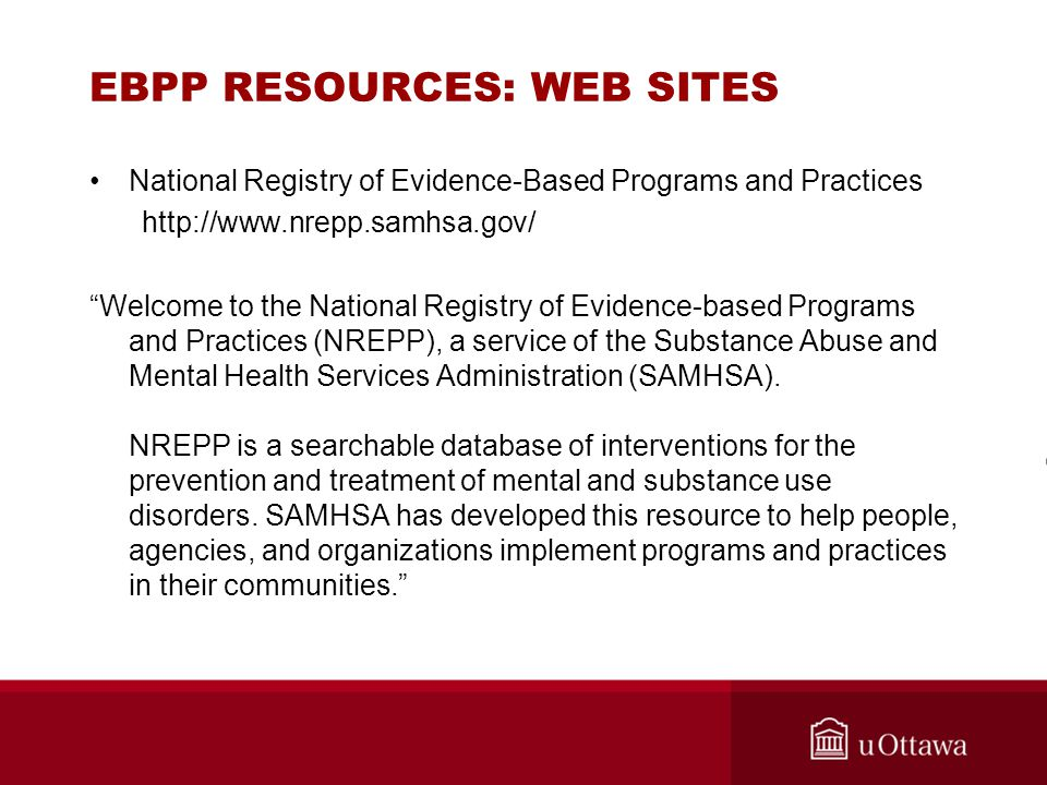 EBPP RESOURCES: WEB SITES