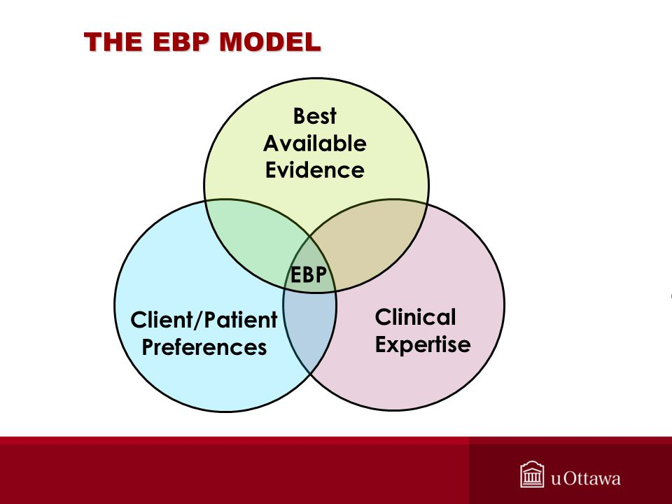 Best Available Evidence Client/Patient Preferences