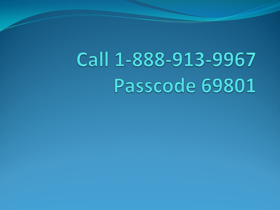 Call 1-888-913-9967 Passcode 69801