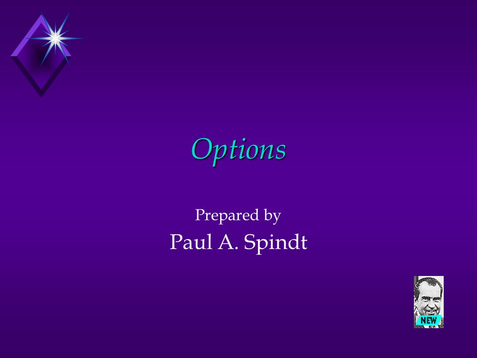 Prepared by Paul A. Spindt