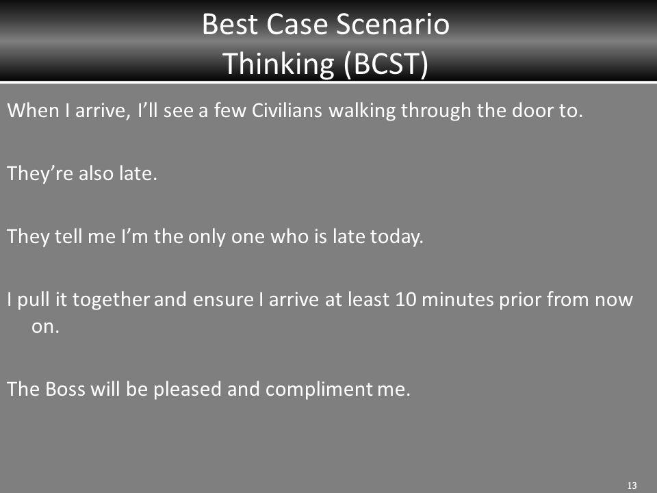 Best Case Scenario Thinking (BCST)