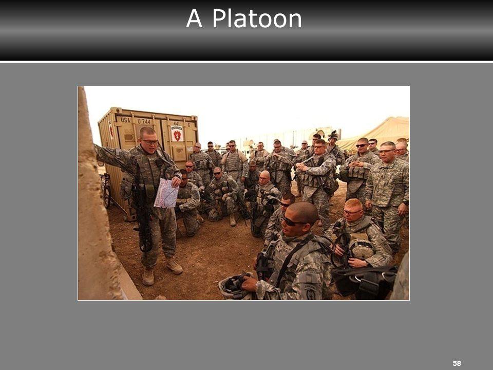 A Platoon MRT Instructor: Ask participants to list strengths.