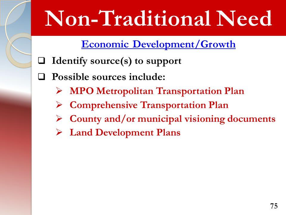 Economic Development/Growth