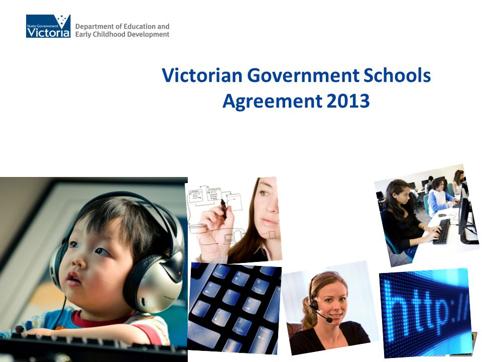 Victorian Government Schools Agreement 2013