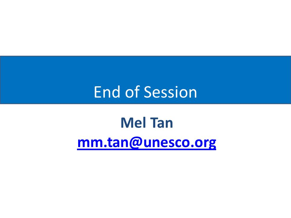 Mel Tan mm.tan@unesco.org