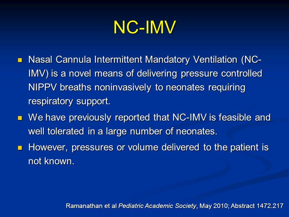 NC-IMV