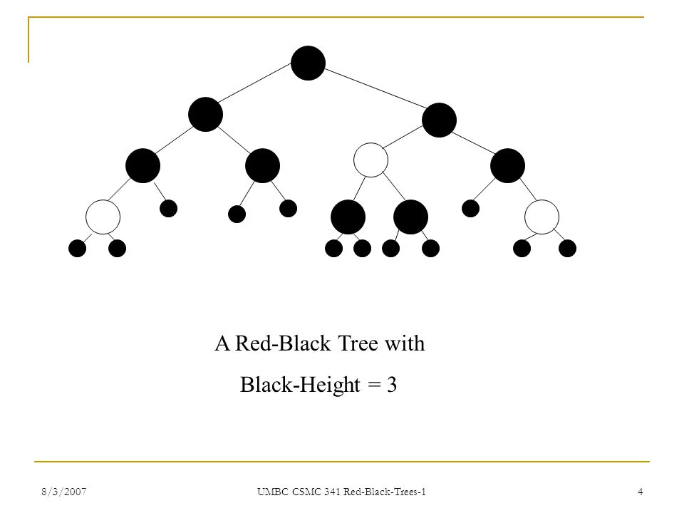 UMBC CSMC 341 Red-Black-Trees-1