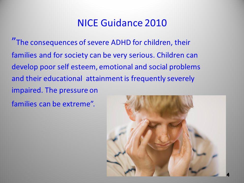 NICE Guidance 2010