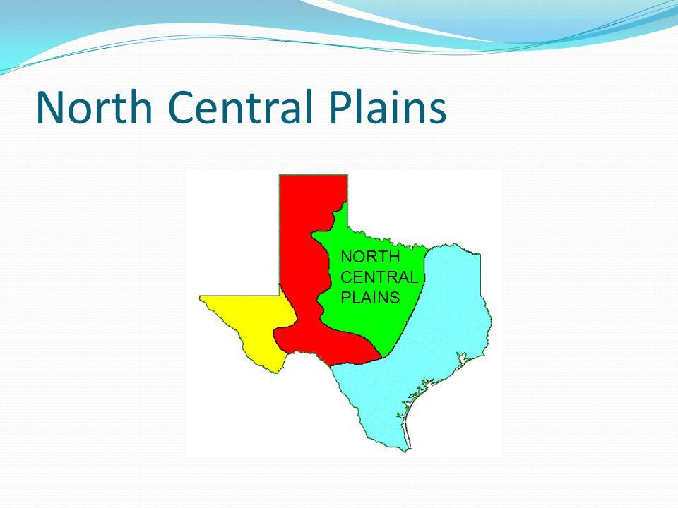 North Central Plains NORTH CENTRAL PLAINS