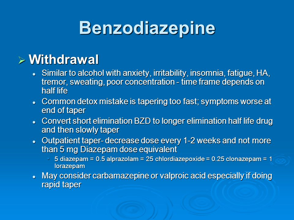 Xanax withdrawal after week  Best Pharmacy Online
