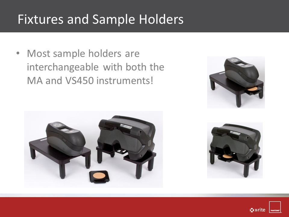 Fixtures and Sample Holders