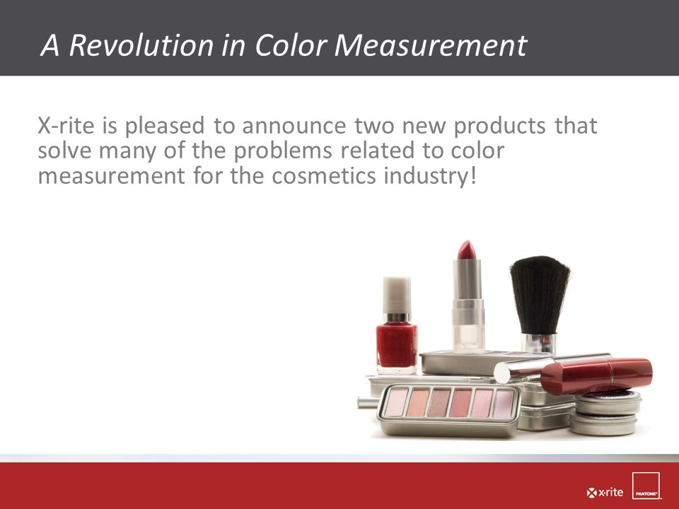 A Revolution in Color Measurement