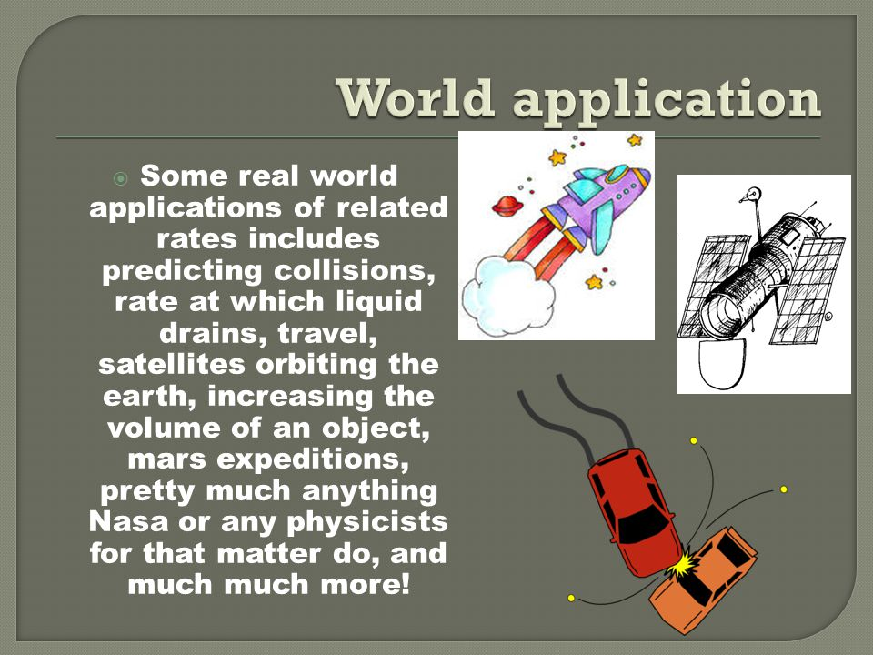World application
