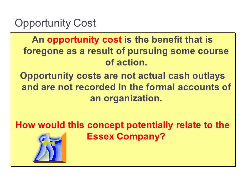 How would this concept potentially relate to the Essex Company