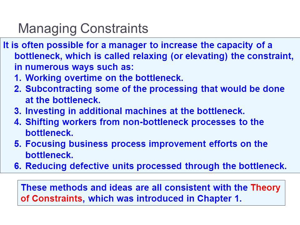 13-74 Managing Constraints.
