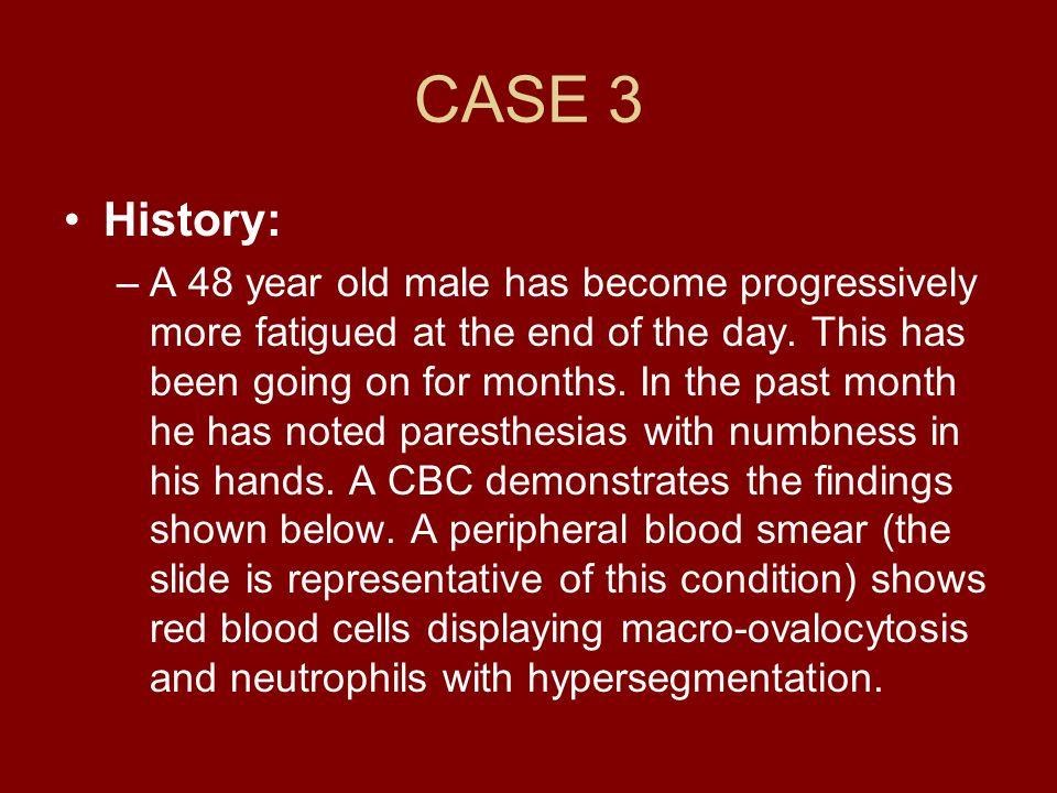 CASE 3History: