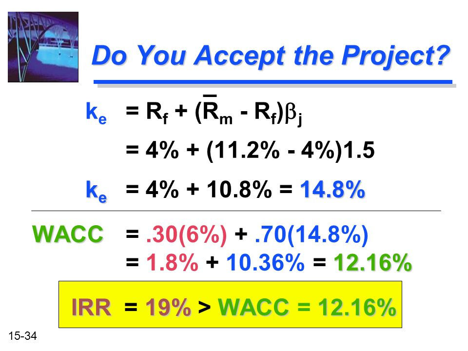 Do You Accept the Project