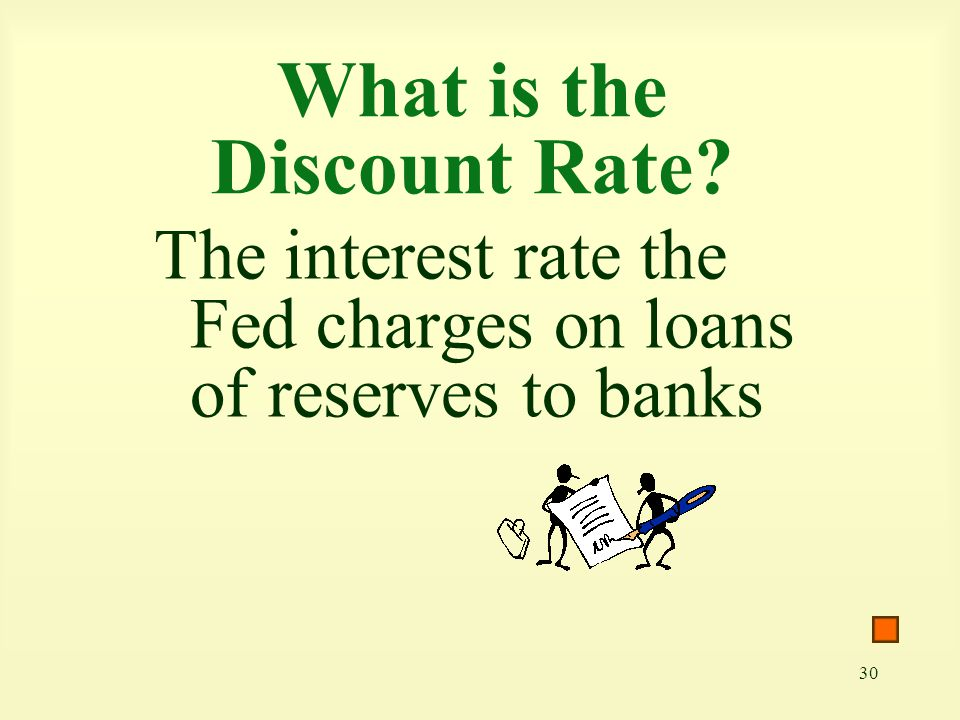 What is the Discount Rate