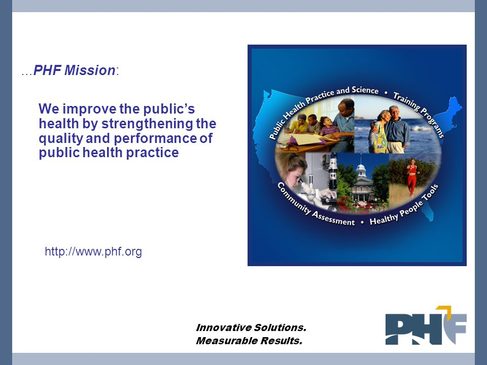Innovative Solutions. Measurable Results.