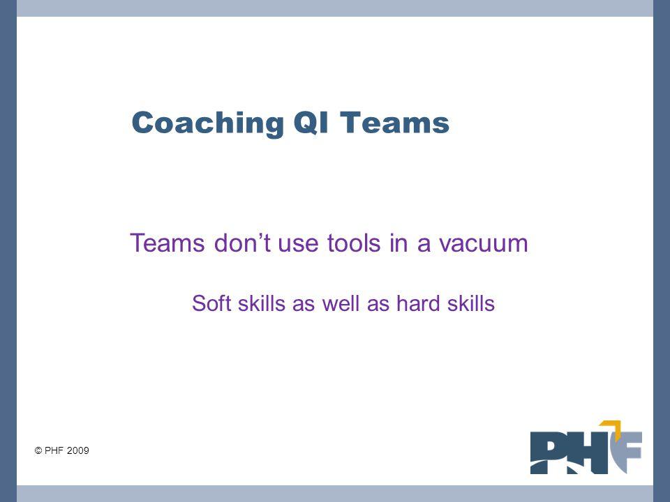 Soft skills as well as hard skills