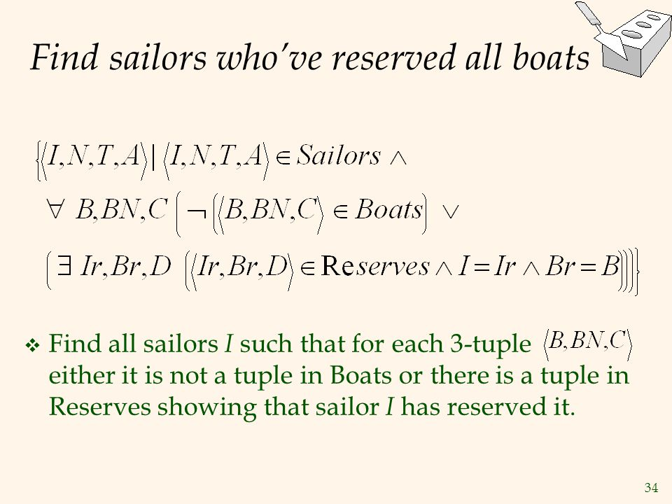 Find sailors who've reserved all boats