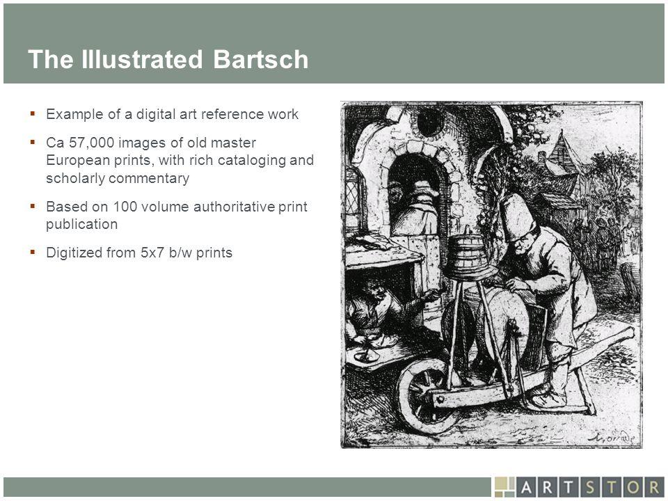 The Illustrated Bartsch