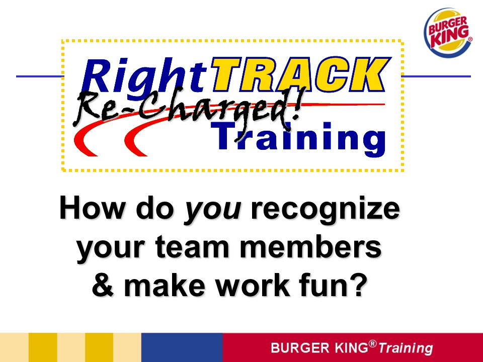 How do you recognize your team members & make work fun