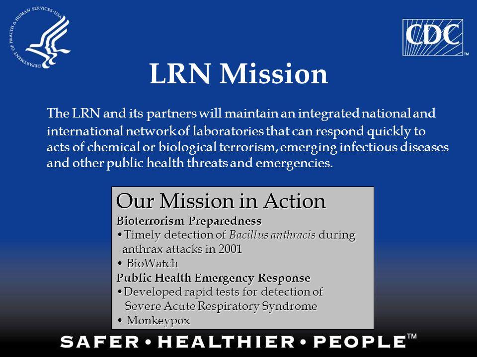 LRN Mission