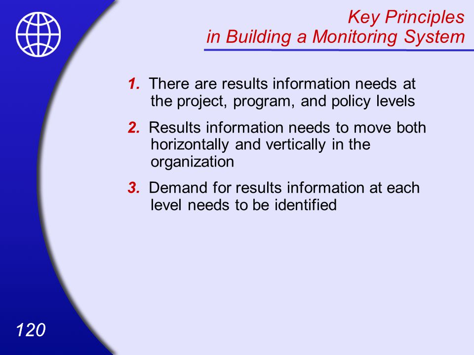 Key Principles in Building a Monitoring System