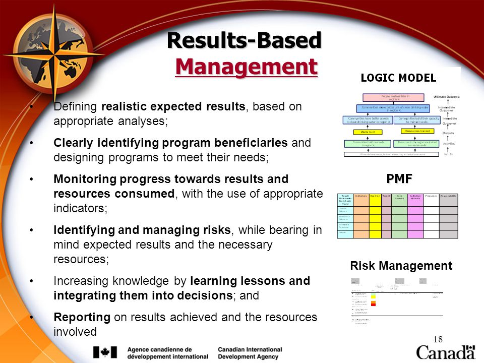 Results-Based Management