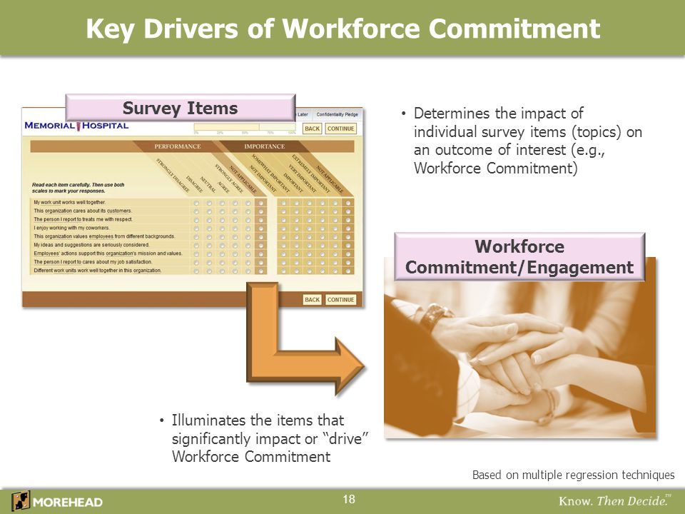 Key Drivers of Workforce Commitment